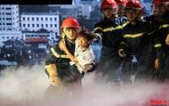 """""""Chúng tôi là lính cứu hỏa"""" mùa 6: Chương trình ý nghĩa tôn vinh cảnh sát phòng cháy, chữa cháy và lực lượng cứu nạn, cứu hộ."""