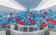 Năm 2020, gần 300 chuyến bay đưa hơn 79.000 công dân Việt trở về nước