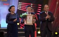 Lễ trao giải báo chí toàn quốc về xây dựng Đảng lần thứ V năm 2020