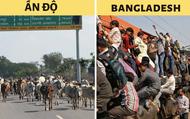 Hình ảnh lúc tắc đường vào giờ cao điểm ở các quốc gia trên thế giới: Đúng là mỗi nước mỗi khác, giao thông Việt Nam chưa hẳn tệ nhất