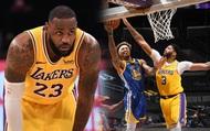 Golden State Warriors lội ngược dòng ngoạn mục trước nhà đương kim vô địch Los Angeles Lakers