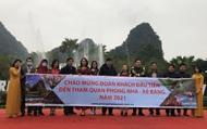 """""""Cơ hội vàng"""" cho khách du lịch nội địa đến với Quảng Bình trong thời gian tới"""