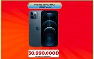iPhone 12 Pro Max, iPhone Xs, Xs Max giảm đến 3,9 triệu tại XTmobile