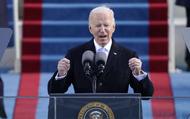 """Toàn cảnh lễ nhậm chức """"độc nhất vô nhị"""" của Tổng thống Mỹ Joe Biden"""