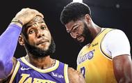 Thiếu Anthony Davis, Los Angeles Lakers đang đánh mất chính mình