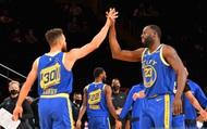 Bay cao trên đôi cánh cựu binh, Golden State Warriors giành thắng lợi thuyết phục trước New York Knicks