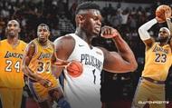 Tham gia All Stars 2021, Zion Williamson ghi tên vào lịch sử giải đấu NBA