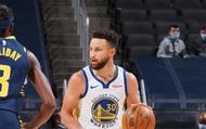 """Stephen Curry """"gẫy mũi"""" vẫn giúp Golden State Warriors giành thắng lợi"""