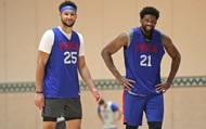 """Buổi tập luyện của Philadelphia 76ers có """"bình thường mới"""" trở lại trong ngày Ben Simmons xuất hiện?"""