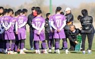 ĐT U23 Việt Nam không ngại lộ chiến thuật trước trận gặp Đài Bắc Trung Hoa?