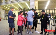 Hướng dẫn khán giả vào sân vận động quốc gia Mỹ Đình, theo dõi hai trận đấu của tuyển Việt Nam