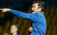 Ông Phan Thanh Hùng xin từ chức HLV trưởng CLB Bình Dương