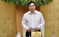 """Thủ tướng Phạm Minh Chính: """"Suy nghĩ phải chín, tư tưởng phải thông, quyết tâm phải cao, nỗ lực phải lớn"""""""