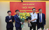 Tân Tổng Thanh tra Chính phủ Đoàn Hồng Phong chính thức nhận bàn giao nhiệm vụ