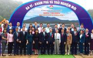 Chủ tịch Hà Nội: Huyện Ba Vì đã mạnh dạn khai thác tiềm năng về bản sắc văn hóa để tạo ra các sản phẩm đặc trưng