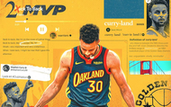 Stephen Curry: Vị cứu tinh của NBA Regular Season 2020/21