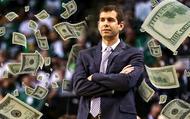 Từ chối mức lương kỷ lục ở NCAA, HLV Brad Stevens cam kết gắn bó tương lai lâu dài cùng Boston Celtics