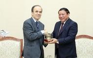 Việt Nam- Hy Lạp tăng cường hợp tác văn hóa, thể thao, du lịch