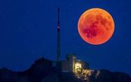 """Tối nay sẽ diễn ra nguyệt thực toàn phần """"Siêu trăng máu"""""""