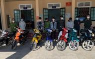 """Thừa Thiên Huế: Xử lý nhóm """"quái xế"""" tụ tập, chạy xe máy nẹt pô, đánh võng"""