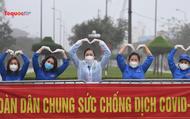 Hà Nội mở rộng đối tượng khai báo y tế điện tử