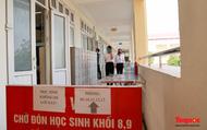 Những điều thí sinh cần lưu ý trước ngày thi vào lớp 10 tại Hà Nội