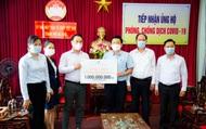 Đất Xanh Miền Trung ủng hộ 3 tỷ đồng cho Quỹ vắc-xin Covid-19