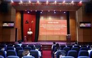 Bộ VHTTDL tham gia Hội nghị trực tuyến toàn quốc Sơ kết 5 năm thực hiện