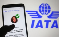 """""""Hộ chiếu vaccine"""" mở cửa lộ trình bay quốc tế an toàn cho các hãng hàng không"""