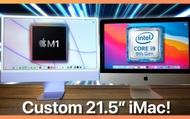 """Apple iMac 2019 """"độ"""" chip Intel Core i9 đọ sức với iMac M1 24 inch, bên nào sẽ thắng?"""