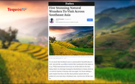Lào Cai là 1 trong 5 kỳ quan thiên nhiên của Đông Nam Á