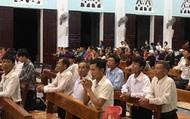 Chưa đầy 1 tuần, Hà Tĩnh xử phạt 2 linh mục vi phạm phòng chống dịch COVID-19