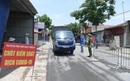 Hà Nội có 22 chốt chặn và test nhanh COVID-19 tại cửa ngõ vào thủ đô