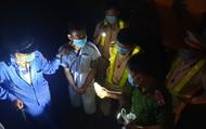 Tài xế phê ma túy điều khiển xe đầu kéo vượt chốt kiểm dịch ở Đà Nẵng