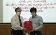Công bố Quyết định công nhận Hội đồng trường Học viện Âm nhạc Quốc gia Việt Nam nhiệm kỳ 2021-2026