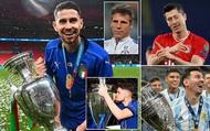 """""""Hãy quên Messi, Lewandowski đi và trao Quả bóng vàng cho Jorginho"""""""