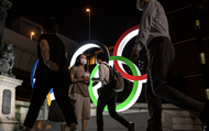 [Ảnh]: Nhật Bản đã sẵn sàng cho Thế vận hội mùa hè đặc biệt