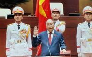 Ông Nguyễn Xuân Phúc đắc cử Chủ tịch nước, tuyên thệ nhậm chức trước Quốc hội