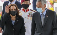 Trọng tâm chuyến thăm Singapore của Phó Tổng thống Kamala Harris