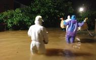 Miền Trung khẩn trương khắc phục hậu quả bão số 5, chủ động ứng phó mưa lũ