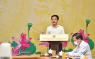 """Bộ trưởng Nguyễn Mạnh Hùng: """"Sóng và máy tính cho em"""" cũng là... xây dựng xã hội số"""