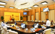 Báo cáo Thường vụ Quốc hội Dự án Luật Điện ảnh (sửa đổi)