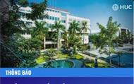 Trường ĐH Văn hóa Hà Nội công bố điểm chuẩn, có ngành tận 35,10 điểm
