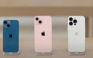 Apple khoe ảnh chi tiết 4 mẫu iPhone 13 vừa ra mắt