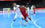 Thi đấu quả cảm, tuyển Futsal Việt Nam làm nên lịch sử ở World Cup