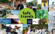 Trên thế giới có 400 điểm đến đã được dán nhãn ''Tem du lịch an toàn''