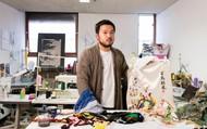 Nhà thiết kế đem rồng Việt tỏa sáng trên sàn thời trang London