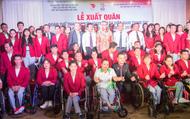 Hơn 50 VĐV khuyết tật  Việt Nam tham dự Asian ParaGames 3