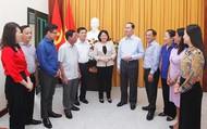 Quyền Chủ tịch nước Đặng Thị Ngọc Thịnh viết về Chủ tịch nước Trần Đại Quang
