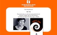 Đạo diễn Việt Linh giao lưu với độc giả và ra mắt sách mới